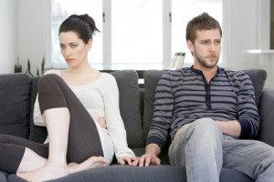 Premature ejaculation couple