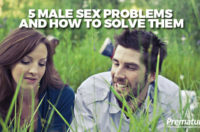 5 Male Sex Problems and How to Solve Them