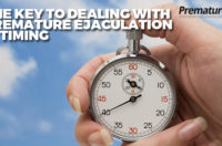 The Key to Dealing with Premature Ejaculation is Timing