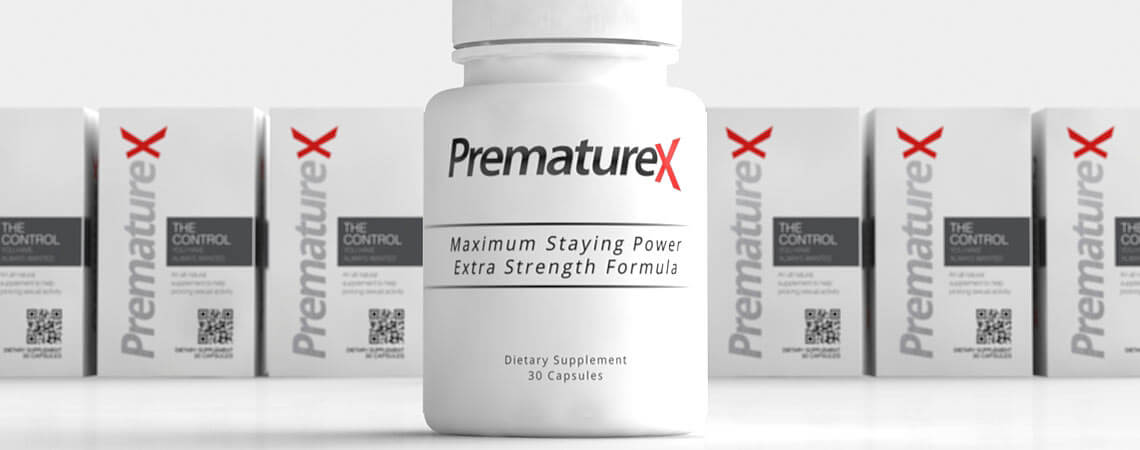 Try Prematurex Today