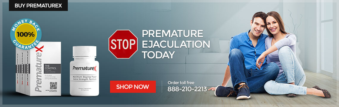 Buy PrematureX and Stop Premature Ejaculation Today